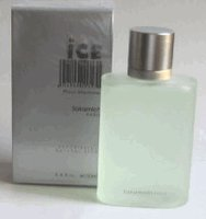 Sakamichi Ice - New ICE By Sakamichi EDP 3.4 Cologne For Men Sealed by Sakamichi