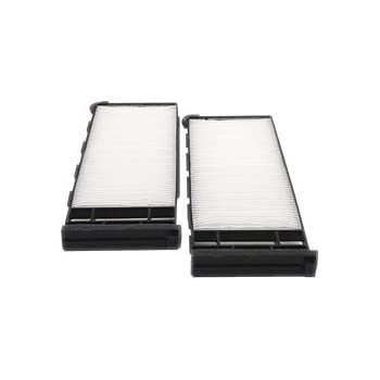 Set of 2 Hastings Filters AFC1390 Cabin Air Filter Element,
