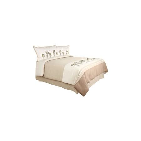 218ZoLgc6oL._SS450_ The Best Palm Tree Bedding and Comforter Sets