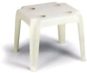 Grosfillex Oasis Exterior Table - 99018004 (14 pack)