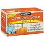 Bigelow Orange & Spice Tea Bags - 20 ct - 3 Pack ()