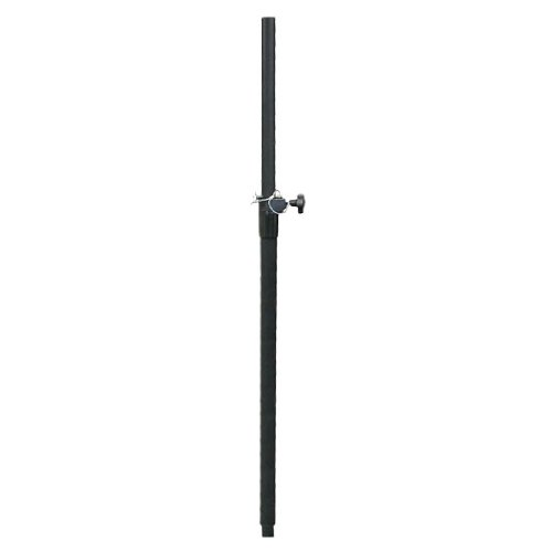 "Universal Subwoofer Speaker Pole Extender - Heavy Duty Arm Stand w/Telescoping Height Adjustable 33.5"" to 51.0"" Locking Safety PIN & 35mm Compatible Insert On-Stage or In-Studio Use - Pyle PSTND3 by Pyle"