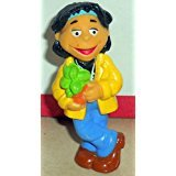 Puzzle Place - Skye PVC Figure (3 inch) (The Puzzle Place Vhs)