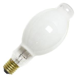 SYLVANIA 64492 - 400 Watt - BT37 - METALARC - Metal Halide - Unprotected Arc Tube - 3700K - White Coated - ANSI M59/S - Universal Burn - M400/C/U