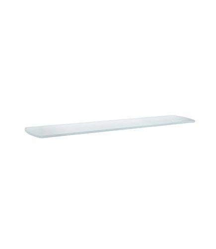 Smedbo SME_L350 Spare Frosted Glass Shelf, (24' Frosted Glass Shelf)