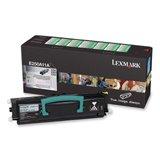 Lexmark Genuine Brand Name, OEM E250A11A Return Program Black Laser Toner Cartridge (3.5K YLD) for E250, E250d, E250dn, E350, E350d, E352, E352dn Printers