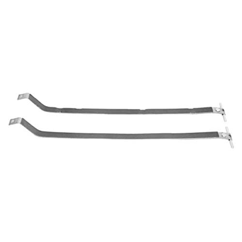 (Value Fuel Tank Straps for 82-02 Chevrolet Camaro, Pontiac Firebird OE Quality)