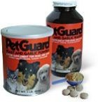 Pet Guard (C) Yeast and Garlic Wafers, 320-Count