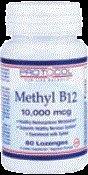 Метил B12 10000 мкг 60 Леденцы