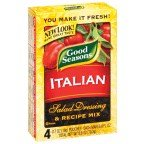 Good Seasons All Natural Italian Salad Dressing and Recipe Mix, 2.8 Ounce -- 24 per case. by Good Seasons