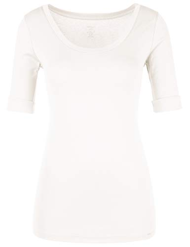 Femme Cain T Shirt 110 white Elfenbein Collections Marc off 74qRz