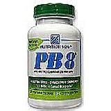 Nutrition Now PB 8 Pro-Biotic Acidophilus 120 Veggie Capsules [並行輸入品]
