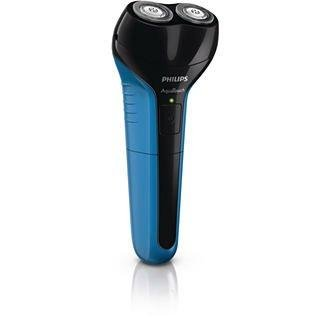 Philips AT600/15 AquaTouch Wet and Dry Electric Shaver (Blue)