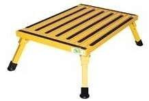 Safety Step XL-08C-G Granite X-Large Folding Recreational Step Stool