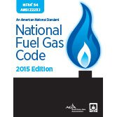 NFPA 54:NATIONAL FUEL GAS CODE - National Gas Code