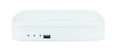 Mace Brand MVSQ-DVR4MINI MaceView SQ 4 Channel Mini Desktop DVR (White)