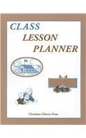 Class Lesson Planner (Misc Homeschool)