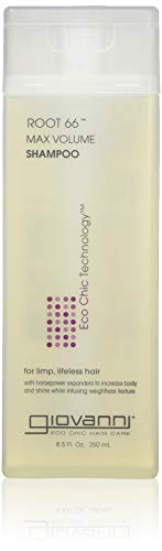 Giovanni Root 66 Max Volume Shampoo, 8.5 Fluid -