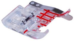 Viking Clear Seam Guide Foot - (Viking Presser Feet)
