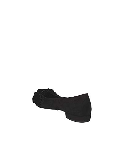 Noir Ballerines Femmes Grace 2224 Shoes Fw4qxAaR