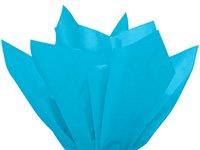 MTBHY New Turquoise Bright Blue Bulk Tissue Paper 15