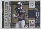 LaDainian Tomlinson #216/299 (Football Card) 2009 Donruss Elite - Prime Targets - Jerseys [Memorabilia] #21 ()