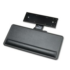 EGCECI910SPL Articulating Keyboard/Mouse Platform, 27x13x3/4, Black ()