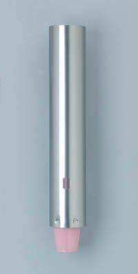 ADJ-10 Part# ADJ-10 - Dispenser Cup Stainless Steel 3.5/5oz Rolled Edges Cnvx Chrome Ea By Imperial Bag & Paper Inc