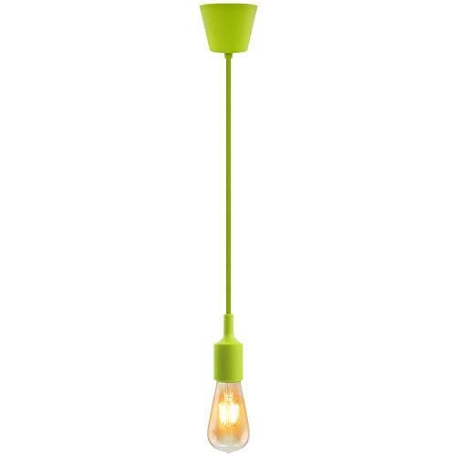 Silicone Pendant Light in US - 4
