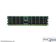 - IBM MEM 512MB PC3200 CL3 ECC DDR SDRAM