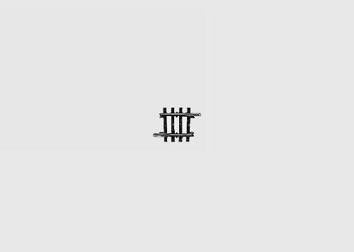 Marklin Track 16-3/4 inches  Degree 45' Radius Curve ()