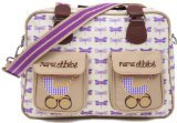Bebe Nappy Bag, Purple Dragonflies ()