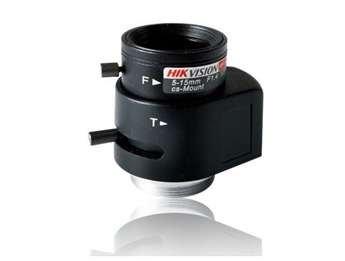 Mm Lens 15 Varifocal (Hikvision 1.3MP DC Iris 5-15mm Varifocal IR Lens, 1/3