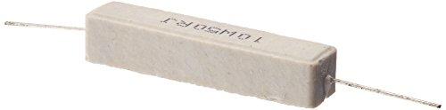 10w Resistors Power - Uxcell a11111600ux0198 5 Piece 10W 50 Ohm 5% Ceramic Cement Power Resistor, 10 W