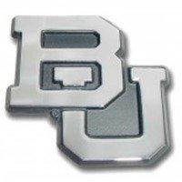 Baylor University (''BU'') Emblem by Elektroplate