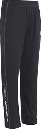 Toddler Boys Sweatpants - Under Armour Toddler Boys' Active Root Pant, Black UA, 4T