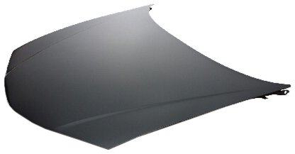 OE Replacement Chevrolet Impala Hood Panel Assembly (Partslink Number GM1230238)