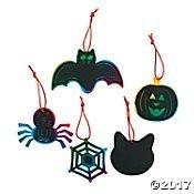 Halloween Magic Scratch Giveaway Assortment Craft Kits - 100 Pieces ()