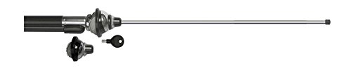 Metra 44-UL105 1.75-Inch Top Mount Universal Locking Antenna for Select BMW Mercedes Jaguar Peugeot and Porsche by Metra
