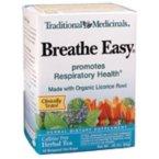 Traditional Medicinal's Breathe Easy Herbal Tea (3×16 Bag)