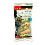 HARTZ Hartz 4 Rawhide Bone - Chicken 6 CT (Pack of 9)