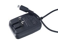 OEM (Original) Mini USB, Home Travel Charger / AC Wall Adapter for AT&T BlackBerry Curve (Blackberry 8800 Bluetooth)