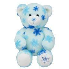 Winter Hugs Bear - Seasons of Hugs: Winter Hugs Bear 2009