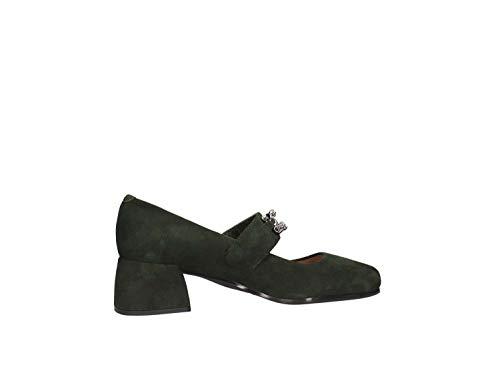 Women Green Ijes Shoes Court Unisa IwXt1q