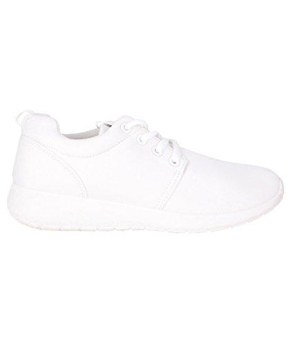 Baskets blanches pour femme   les meilleures marques   MA-CHAUSSURE.fr 564ce0b61ce