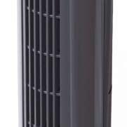 Lgv Ventilator A Turm 3/Geschwindigkeit mit Oszillation H/öhe 78/cm 45/W SINOTECH schwarz