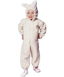 Nativity Animal Costumes (Ba Ba Lamb Child Costume, Medium)