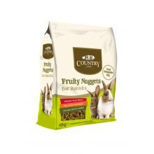 Country Value Fruity Fibre Nuggets For Rabbits, 10kg