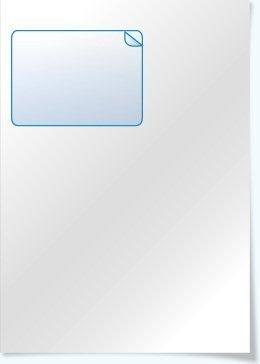 5 x Papier Lieferscheine ideal mit einem Peeling Label Anweisung Blatt MasterStor integrierte Label Bilanzierung von Amazon Ebay
