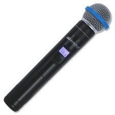 Wireless Hand Mic, Req
